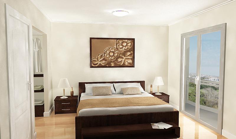 Estevez e hijos empresa constructora mar del plata obras for Decoracion dormitorios piso flotante